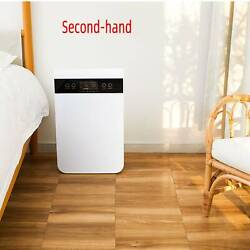Secondhand 6in1 Home Air Purifier W/ Uv Sanitizer Air Ionizer Hepa Filter Remote