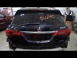 Trunk/hatch/tailgate Power Lift Rear View Camera Fits 14-18 Mdx 908528