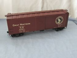 O Scale 2 Rail Great Northern Box Car 47871 Vintage Super Clean Condition