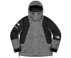 Supreme X The Light Winter Jacket Black Mens L Large In Hand Ss21