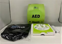 Zoll Aed Plus Semi-automatic - New Open Box Never Used - New Expiration Date