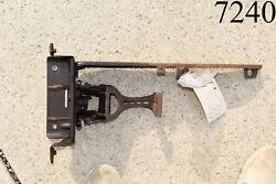 1965 Ford Mustang Convertible Hood Latch Core Grille Support Bracket Assembly 65
