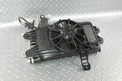 14-19 C7 Automatic Transmission Trans Cooler Assembly W/fan Factory Oem