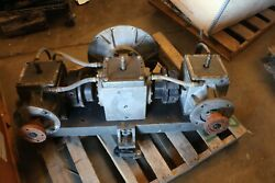 Geared Up Systems Single Engine Twin Propulsion Gear Drive System