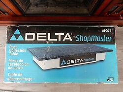 Delta Shopmaster Dust Collect Table Ap075 New In Box