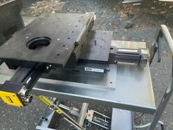 Parker Daedal Precision X-y Table / Stage, Servo Motors, Drivers And Cables