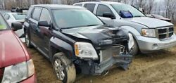 2011 Gmc Terrain Automatic Transmission 6 Speed Front Wheel Drive Opt Mh7