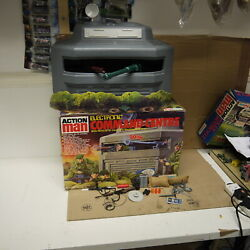 Action Man Team Electronic Command Centre Boxed Working Gi Joe Geyperman N/mint