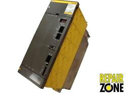 A06b-6087-h126 Fanuc Power Supply Remanufactured 1 Year Warranty Fully Rebuilt