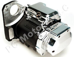 Jims 5-speed Left Side Drive Transmission With Precision Cut Gears Evo Softail