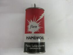 Vintage Advertising Flare Handy Oiler Oil Auto Tin Can 551-z