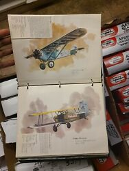 Vintage Lot Of United Airlines Collector Series Lithographs By Nixon Galloway I1