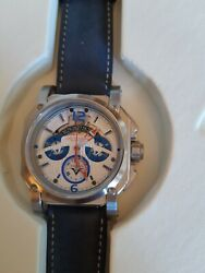 Visconti 2 Squared Chrono Speed Boat . Kw35-02 . Montre Homme Automatique.