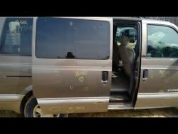 Rear Side Door Sliding With Window Swing Out Glass Fits 97-05 Astro 329397