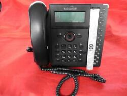 Talkswitch Ts-550i Lcd Voip Ip Poe Phone W/ Stand