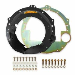 Quick Time Inc. Rm-8019 Bellhousing Low Profile Steel For 7-21 Chevy 4.8l-6.2l