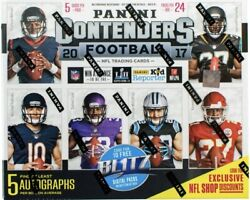 2017 Contenders Football Playoff Ticket /199.