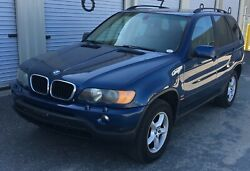 158k Mile 3.0l Complete Engine W/ Accessories 2003 Bmw X5 E53 Freight Shipping