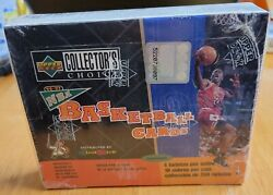 96-97 Upper Deck Basketball Collectors Choice Box Factory Sealed Spanish