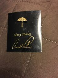 Arnold Palmer Bay Hill Executive Board Members Pin  Gold The Rarest Of All