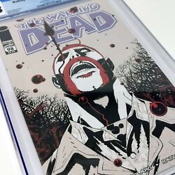 The Walking Dead 98 - 15th Anniversary Edition Wes Craig Cover A 9.8 Cgc
