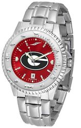 Officially Licensed Men's Georgia Bulldogs Competitor Watch Pick Your Style