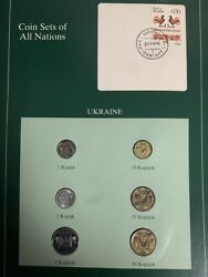 Coin Sets Of All Nations Ukraine 6 Coins Set 1992-1994 Rare