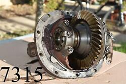 65 71 Ford Mustang 8 Rear Differential Third Member Pig 3.00 28 Spline 8 Inch