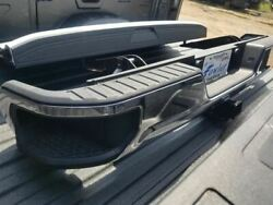 2020 Gmc Sierra 2500 3500 Rear Bumper Assembly With Tow Hitch Less Park Assist