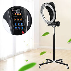 3-in-1 Orbiting Infrared Hair Dryer Color Processor Salon Drying Perming Machine
