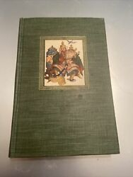 Vintage 1945 Hans Christian Andersens Fairy Tales Illustrated Grosset And Dunlap