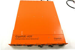 Gigamon Gigavue -420 Data Access Systems With 8 Slots
