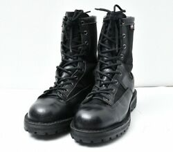 Danner Acadia Steel Toe Made In Usa Gtx Leather Work Uniform Boots Mens Sz 9 D