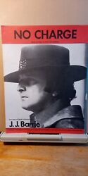 No Charge Recorded By Harlan Howard And Recorded By J J Barrie Vintage Sheet Music