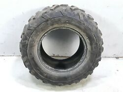 07 Yamaha Grizzly Yfm 660 Rear Tire Dunlop Kt135 At 25 X 10 - 12