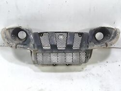07 Yamaha Grizzly Yfm 660 Front Headlight Bumper Cover Panel Grill Plastic