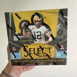 2020 Panini Select Nfl Football Hobby Box - Sealed And In Hand