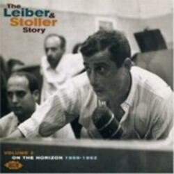 V/a Leiber And Stoller Story 2 On The Horizon Cd.