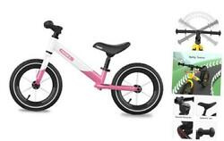Toddler Balance Bike For Girls Boys Kids Ages 18 Months To 5 Years With Pink