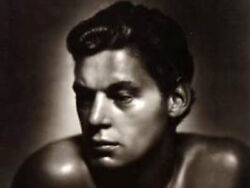 Rare Hurrell 16x20 Hand Signed Photo Johnny Weissmuller