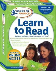 Learn To Read Complete Sets Ser. Hooked On Phonics Learn To Read Levels 5...