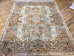 Unique With Over 500k Knots / Qm Hand-knotted 100 Virgin Wool Carpet 327/245