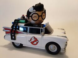 Ecto-1 With Egon Spengler Funko Dorbz Ridez Ghost Busters 2016
