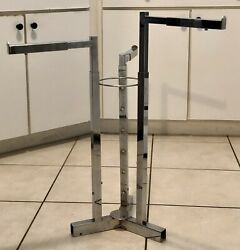 Retail Store Countertop Fixture Merchandise Display With Adjustable Arms