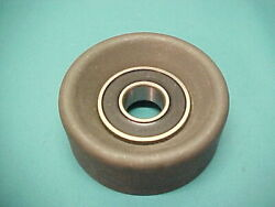 Amc Eagle Spirit Concord Nos Idler Flat Pulley 6 Cylinder A/c Air Conditioning