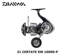 Daiwa 21 Certate Sw 10000-p Spinning Reel Ship From Japan