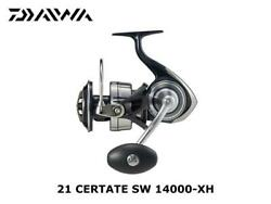 Daiwa 21 Certate Sw 14000-xh Spinning Reel Ship From Japan