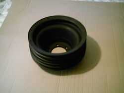 Mopar 318-340-360 Or 361-440 3 Groove Crank Pulley 38700 69