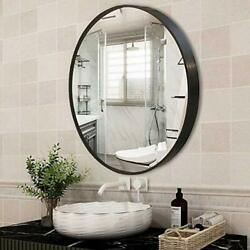 Round Mirrors for Wall Decor for Bathroom Entry Dining Room Living Room Crafts