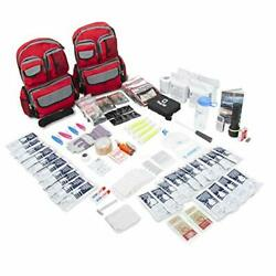 Family Prep 72 Hour Survival Kit/go-bag   Perfect Way To Prepare Your 4 Person